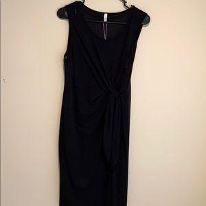 NWT Black Maternity Dress